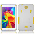 Defender Armor Stand Case Cover For Samsung Galaxy Tab 4 8.0 SM-T330 / SM-T337A