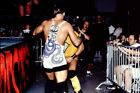 ROB VAN DAM ORIGINAL 35mm WRESTLING SLIDE WWE ROH ECW TNA ECW SUPERSTAR RVD