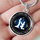 Valentine's Day Birthday Novelty Luxury Necklace For Her - Husband and Wife Gift