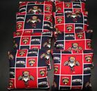 FLORIDA PANTHERS CORNHOLE BEAN BAGS 8 ACA REGULATION NHL FAN GIFTS !! $29.69 USD on eBay
