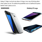New Samsung Galaxy S7 Edge Unlocked 32GB Android 5.5 inch* Screen Sealed Package