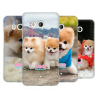 OFFICIAL BOO-THE WORLD'S CUTEST DOG PLAYFUL HARD BACK CASE FOR HTC PHONES 1