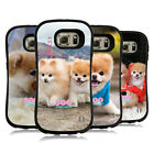 OFFICIAL BOO-THE WORLD'S CUTEST DOG PLAYFUL HYBRID CASE FOR SAMSUNG PHONES
