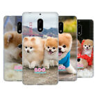 OFFICIAL BOO-THE WORLD'S CUTEST DOG PLAYFUL SOFT GEL CASE FOR NOKIA PHONES 1