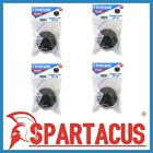 Pack of 4 Spartacus SP201 Spool & Double Line fits Various Brands & Models
