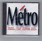 CD(NEW)METRO TREE PEOPLE(MITCHEL FORMAN CHUCK LOEB WOLFGANG HAFFNER V.BAILEY)