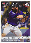 Charlie Blackmon Rockies NL Reserve MLB All-Star Game ASG 2018 Topps Now AS-26