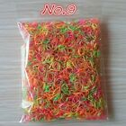 1000 Ruber Bands Child Baby TPU Hair Holders  Hair Accessories