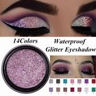 Glitter Makeup Waterproof Long Lasting Natural Eye Shadow Shimmer Eyeshadow