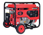 A-iPower 4, 000 or 5, 000 Watt Gas Powered Generator Manuel Start Portable