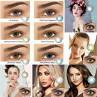 Внешний вид - Natural Plain Glass Contact Lenses Men Women Party Eye Makeup Eyewear Tools #ORP
