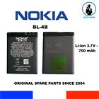 GENUINE BATTERY NOKIA BL-4B BL4B 700mAh 3,7V 2,6Wh OEM 7370 7373 N76 7070 7500