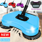 Household Hand Push Sweeping Broom 360 Rotary Floor Dust Cleaning Sweeper Mop