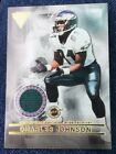 Charles Johnson Torrance Small 01 Pacific Titanium Dual GAME USSD JERSEY EAGLES