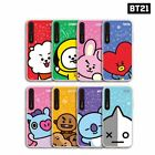 BTS BT21 Official Goods Hi Graphic Light UP Case for iPhone + Track#