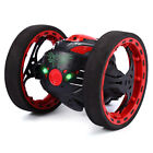 Leaping Dragon 2.4G RC Bounce Car with LED Night Lights Jumping Cars Toys