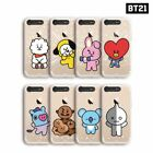 BTS BT21 Official Goods Soft Light UP Case for iPhone 7/8 or 7+/8+