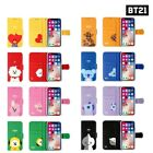 BTS BT21 Official Goods Diary Case for iPhone / Galaxy + Tracking Num