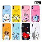 BTS BT21 Official Goods Hang Out Soft Case for iPhone / Galaxy