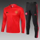 Manchester United Football Club Tracksuit  Workout Training Kit Men 2019