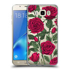 HEAD CASE DESIGNS ROSES AND WILDFLOWERS HARD BACK CASE FOR SAMSUNG PHONES 3