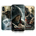 OFFICIAL ASSASSIN'S CREED REVELATIONS KEY ART GEL CASE FOR APPLE iPHONE PHONES