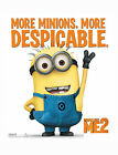DESPICABLE ME 2 - DVD DISC ONLY - AUTHENTIC US RELEASE