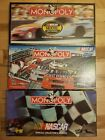 3 Nascar Edition Monopoly Games Nextel Cup