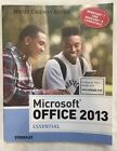 Microsoft Office 2013: Essential (Shelly Cashman Series) Textbook Manual