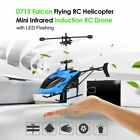 Mini RC Airplane Helicopter Infrared Induction USB Remote Control Helikopter IK