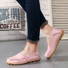 Comfort Women Ballet Flats Boat Shoes Work Casual Slip-On Loafer Shoes 34-40