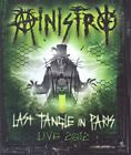 MINISTRY-LAST TANGLE IN PARIS:LIVE 2012 DEFIBR (UK IMPORT) CD NEW