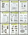 Внешний вид - Stampin' Up! Clear Mount Set Your Choice Choose Stamps Flat Shipping Fee $3.99
