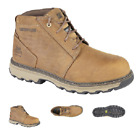 Cat Parker st chukka style safety boots, S1 rated