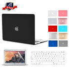 """Fr 2018 New MacBook Air 13"""" A1932 Rubberised/Crystal Clear Hard Shell Case Cover"""