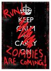 Poster Run! Zombies Are Coming Mini 32 x 44cm