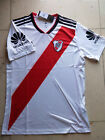 2018 River Plate Home Soccer Jersey image