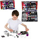 100 Tricks WOW Magic Box Show Accessories Play Set with Tutorial Kids Child Toy