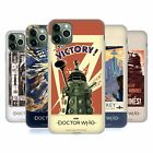 OFFICIAL DOCTOR WHO CLASSIC GLITCH POSTERS SOFT GEL CASE FOR APPLE iPHONE PHONES $16.13 USD on eBay