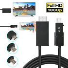 1080P Micro USB MHL to HDMI HDTV Cable Adapter for Android Smart Phone 5/11Pin