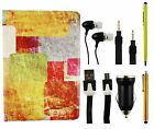 Universal Accessory Bundle Case Pack for Medion LifeTab P10603 10.1 Inch Tablet