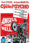 ANGELS FROM HELL   Tom Stern  Ted Markland Motor Cycle Action  - DVD