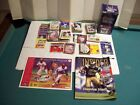 JUNK DRAWER LOT OF ST.LOIS CARDINALS  AND ST. LOUIS RAMS  CARDS AND OTHER ITEMS.
