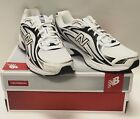 New Balance Men's Athletic Lace Up White & Black Running Shoes ME260WB1 Size 11D