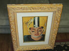 """Green Bay Packes Paul Horning Picture #5 Hall Of Fame Autographed  20"""" by 24"""""""
