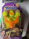 TMNT teenage mutant ninja turles Mashems Fist Flyers With Launcher New Sealed