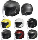 Free 2-Day Ship Shoei J-Cruise Solids Motorcycle Helmet Open Face 2015