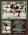 1992 Marshall Thundering Herd National Champions Photo Plaque