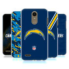 OFFICIAL NFL LOS ANGELES CHARGERS LOGO HARD BACK CASE FOR LG PHONES 1 $17.95 USD on eBay