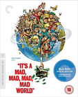 Its A Mad Mad Mad Mad World The Criterio (UK IMPORT) DVD [REGION 2] NEW